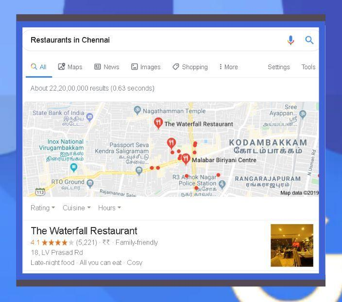 Local SEO Services in Chennai